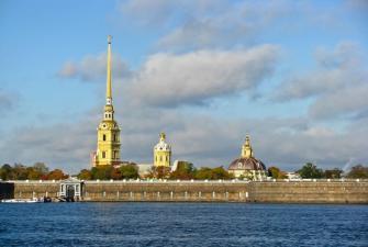 Классика Петербурга (5 дней + ж/д, ноябрь 2020 - апрель 2021)