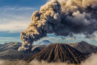 На извержения вулканов Шивелуч и Толбачик (8 дней + авиа)