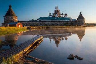 Тур выходного дня на Соловки (3 дня +ж/д)