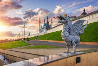 Добро пожаловать в Казань (осень-зима, 3 дня + ж/д)