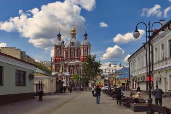 Волшебная страна Замоскоречье (пешеходная, авторская экскурсия Науменко Ирины)