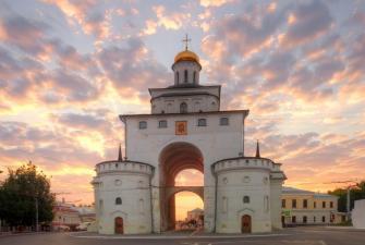 Малое Золотое кольцо России (отели 3* и 4* ) ( 4 дня, автобусный тур)январские праздники