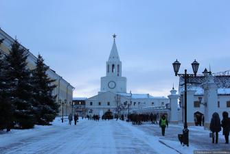 Добро пожаловать в Казань (заезд по пятницам, 2 дня + ж/д, октябрь 2020-апрель 2021)