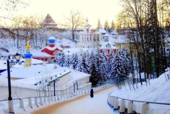 Новый год в Пскове (3 дня + ж/д)