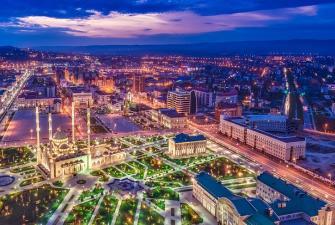 Встречи с чудесами Кавказа (7 дней + ж/д или авиа)