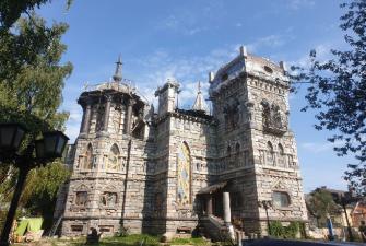 Путешествие в стиле Фэнтази (с посещением Мистического замка и готического храма)