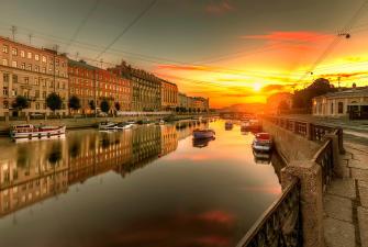 Классика Санкт-Петербурга ( 2 дня, + жд)
