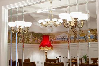 Возрожденная легенда (с посещением старинных интерьеров ресторана Арагви и угощением из блюд кавказской кухни Корпоративный)