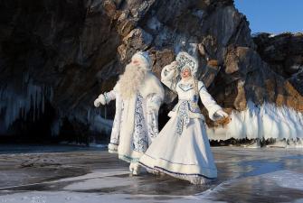 Новый Год на Байкале ( 6 дней + авиа)