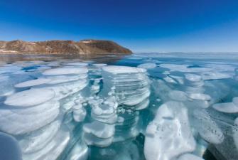 Лед Байкала (6 дней + авиа или ж/д, зима 2021)
