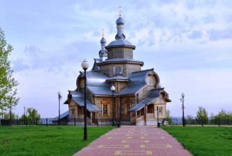 Святое Белогорье (2 дня + ж/д)