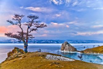 Рождество на Байкале (5 дней +ж/д или авиа)