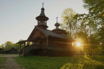 Знакомство со столицей средневековой Руси (Великий Новгород, 2 дня + ж/д)