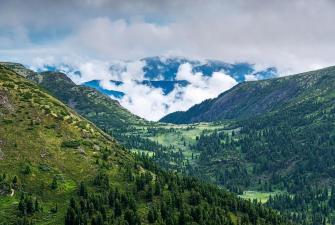 Через горы, через лес...Байкал (8 дней + авиа)