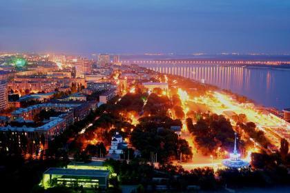 Царицын - Сталинград -Волгоград (3 дня+ж/д)