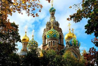 Классический Санкт-Петербург по понедельникам ( май-сентябрь, 7 дн + жд )