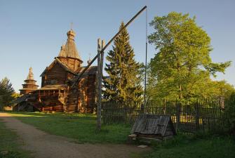 Вечно новый и старый города. Великий Новгород – Старая Русса. (3 дня + ж/д, январь - май 2021)