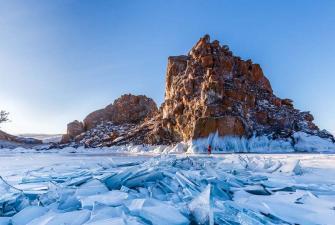 Зимние каникулы на Байкале (5 дней + ж/д или авиа, январь-март 2021)