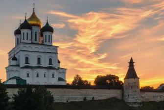 По следам древних русичей (5 дней+ж/д)