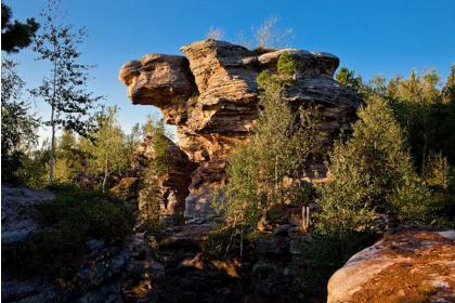 Легенда о Каменном царстве (приключенческий тур с посещением Чертова городища и путешествием в Кунгурскую ледяную пещеру, 4 дня + авиа или ж/д)