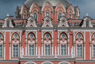 Московский Версаль (с посещением Петровского путевого дворца)