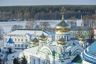 Казань на одном дыхании. Новогодняя программа - лайт, (4 дня + ж/д)