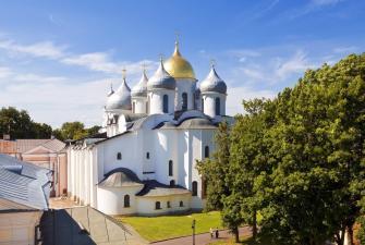 Самые русские города. Великий Новгород – Старая Русса осень-зима-весна (2 дня + ж/д)