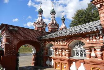 Кострома полна чудес отель Азимут 3* (2 дня, автобусный тур) на 23 февраля