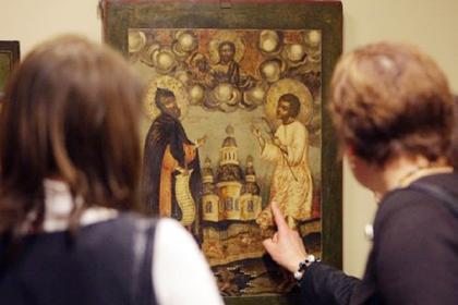 Чудо православной иконы (Авторская пешеходная экскурсия Валерия Страхова, с посещением музея Русской иконы)