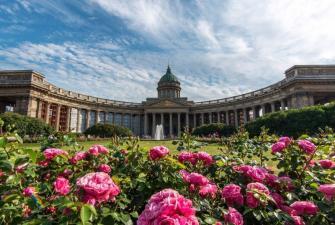 Три дня с Петербургом (3 дня + ж/д, май 2021- октябрь 2021)