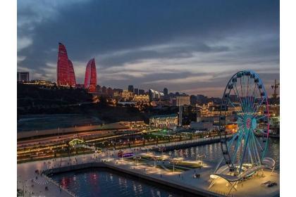 Салам, Азербайджан (6 дней+авиа)
