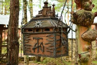 Там на неведомых дорожках... (Рязань - Заповедник сказок в Мещерском лесу - Рязанский кремль)