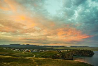 Майские праздники на Байкале (5 дней + ж/д или авиа)