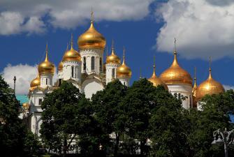 Золотые купола России (среда - воскресенье) (5 дней, автобусный тур)