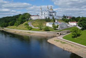 Живописный Витебск ( 6 дней + ж/д )