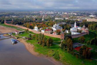 Крепости Северо-Запада. Великий Новгород – Псков (3 дня+ж/д, сентябрь-декабрь 2020)
