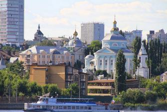 Нескучный weekend в Воронеже (2 дн + жд)