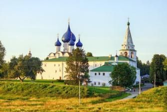 Владимирское княжество (Отель 3*) (2 дня, автобусный тур), праздничный заезд