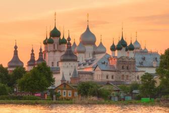 Малое Золотое кольцо России, отели 3* (4 дня, автобусный тур), праздничный заезд