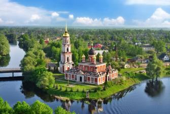 Две столицы Древней Руси (3 дня + ж/д) ноябрьские праздники