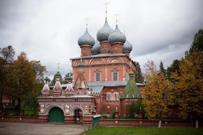 Кострома полна чудес отель 3* (2 дня, автобусный тур)
