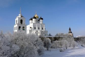 Рождество в Пскове (3 дня + ж/д)