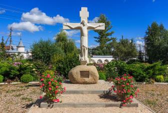 Три креста, три святыни (Поклонный крест - Корсунский крест - Чудотворный крест в Годеново, с мастер-классом по золочению, авторская экскурсия Валерия Страхова)
