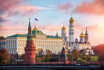 Москва, я люблю тебя! (2-х часовая прогулка на теплоходе по центру Москвы)