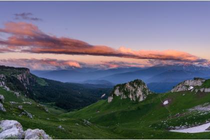 Маевка в горах.Адыгея.Лето (6 дней + авиа или ж/д)