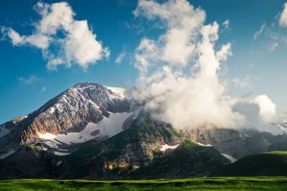 Мультиактив в горах (5 дней + ж/д или авиа)
