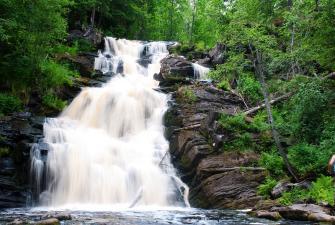 Древние водопады и каньоны Карелии ( 2 дня + ж/д, январь-апрель 2020) Выезд из Санкт-Петербурга.