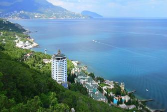 Крымская кругосветка (5 дней + авиа)