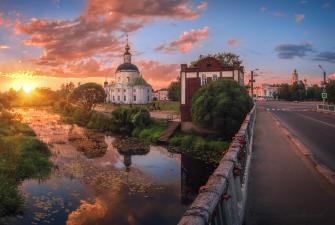 В Смоленск на ласточке (2 дня + ж/д)