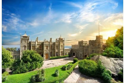 Крымские приключения ( 6 дней+ авиа)